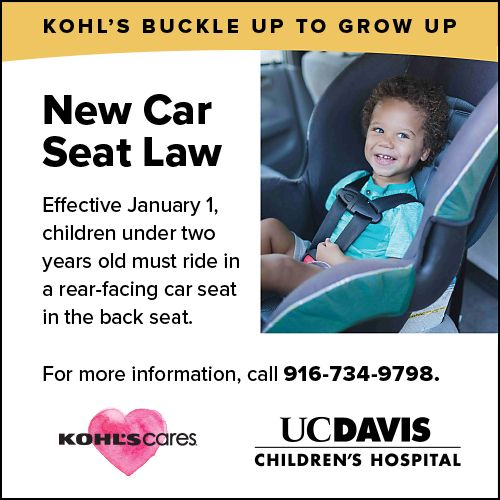 For A Quick Resource PDF Of The New California Care Seat Law Effective January 1st 2017