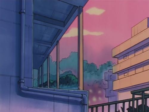 Sailor Moon Scenery Anime Scenery Aesthetic Anime Scenery