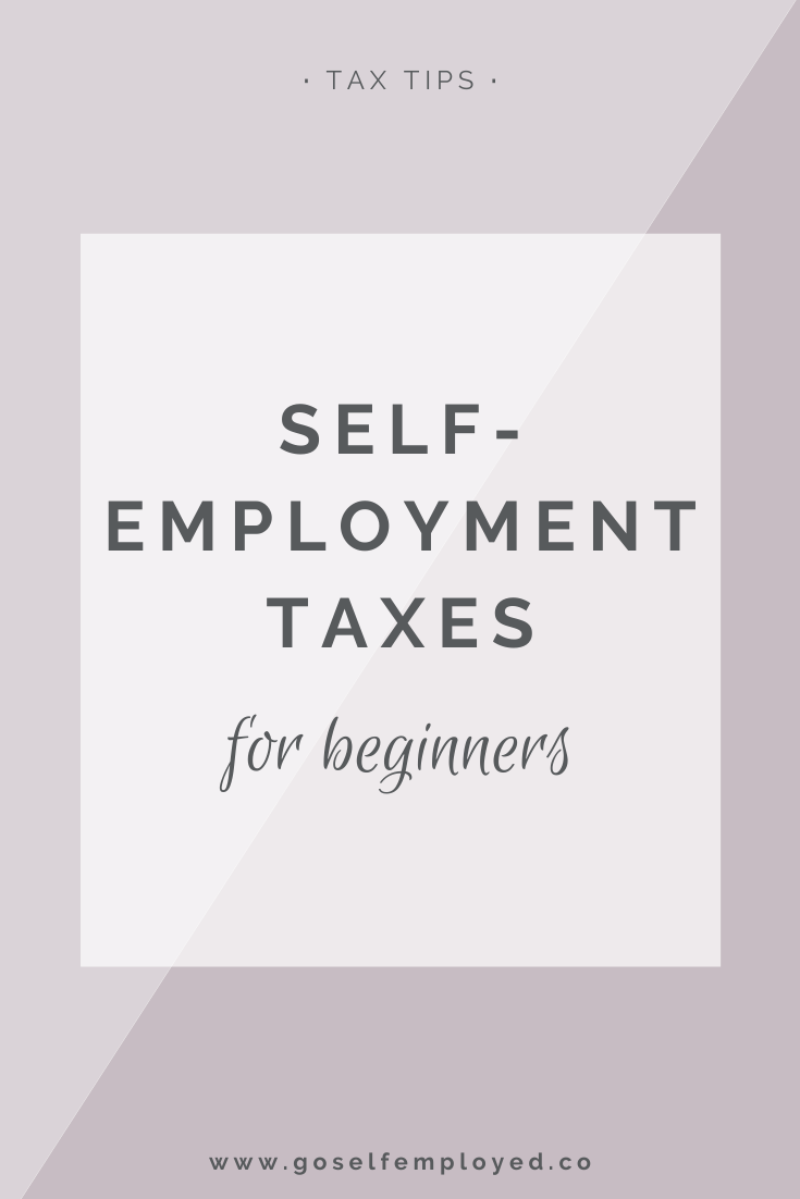 A Simple Guide To Tax And National Insurance When You Re Self