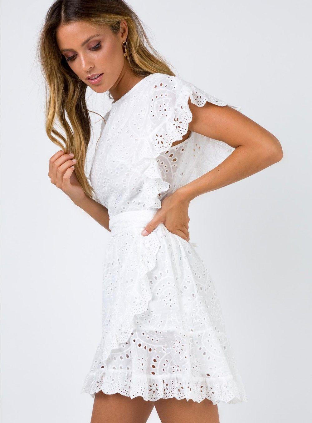 c20c13357c0 Dandelion Mini Dress Tropic Jungle