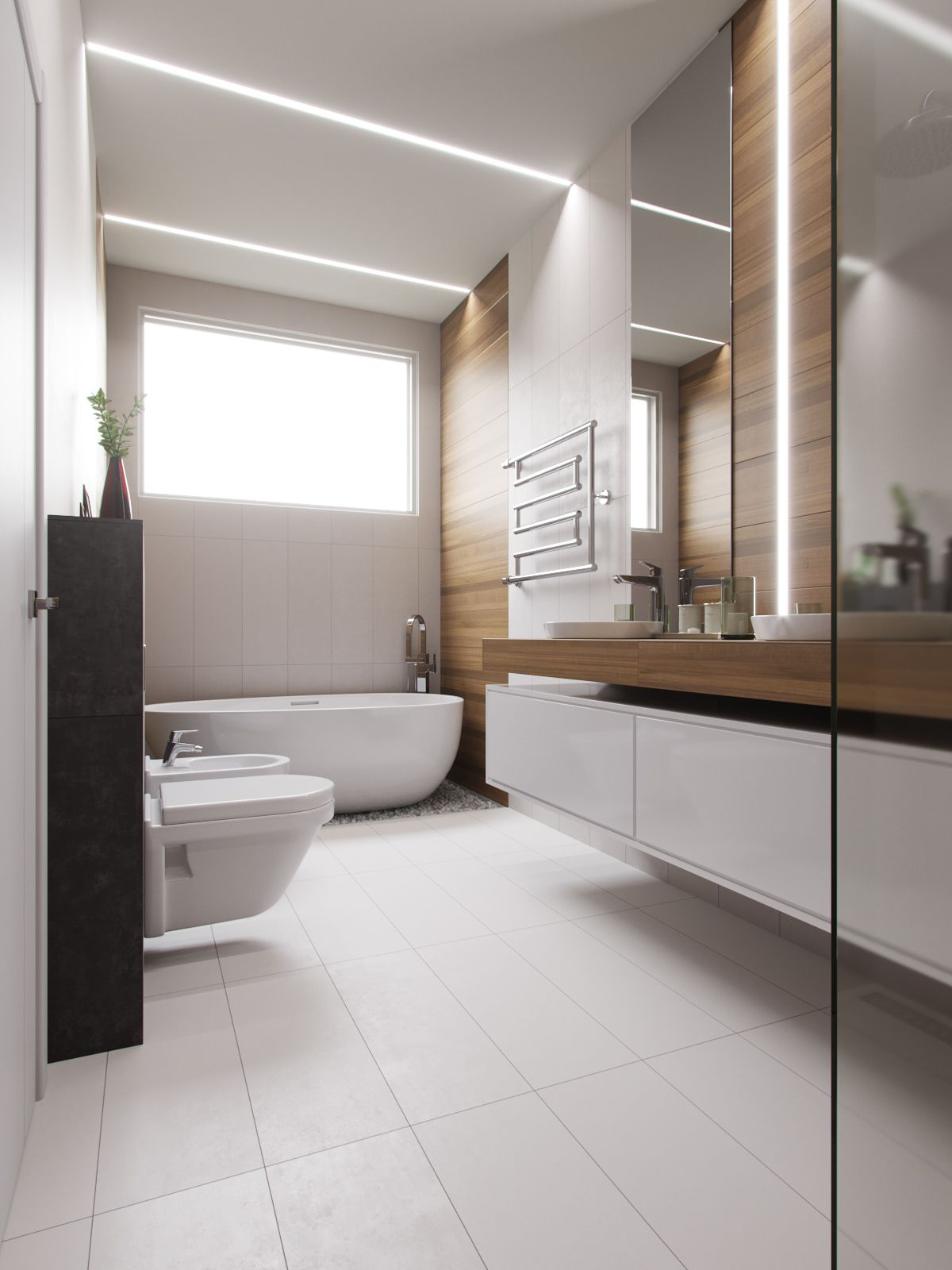 Bathroom 10 Sq M On Behance Bathroom Design Luxury Best