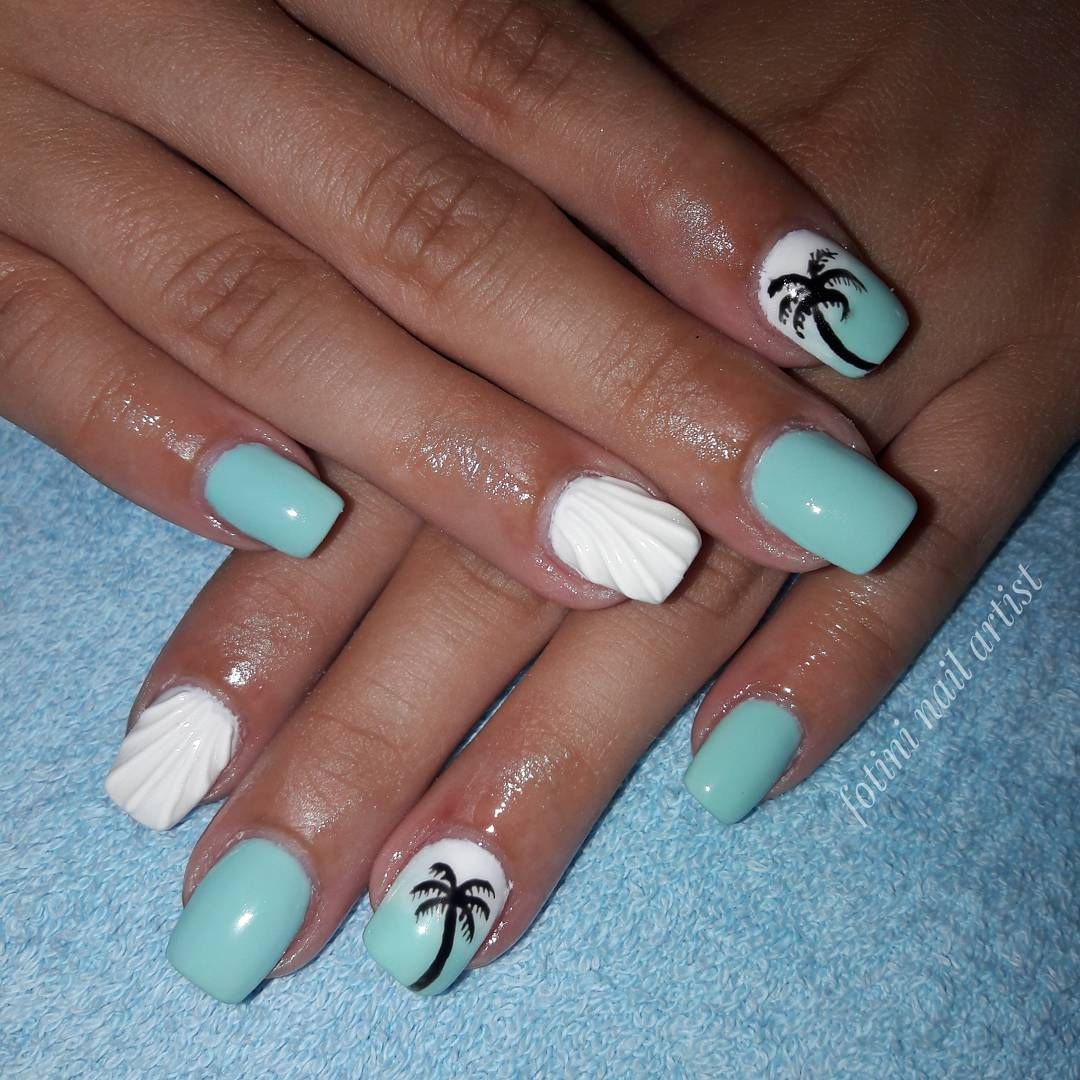 16 easy step by step nail art ideas for beginners summer