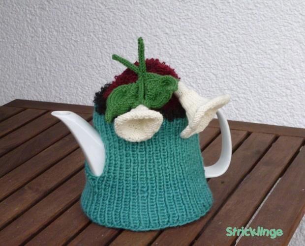 My first teapot cosy | Teewärmer | Pinterest | Teewärmer, Verrücktes ...