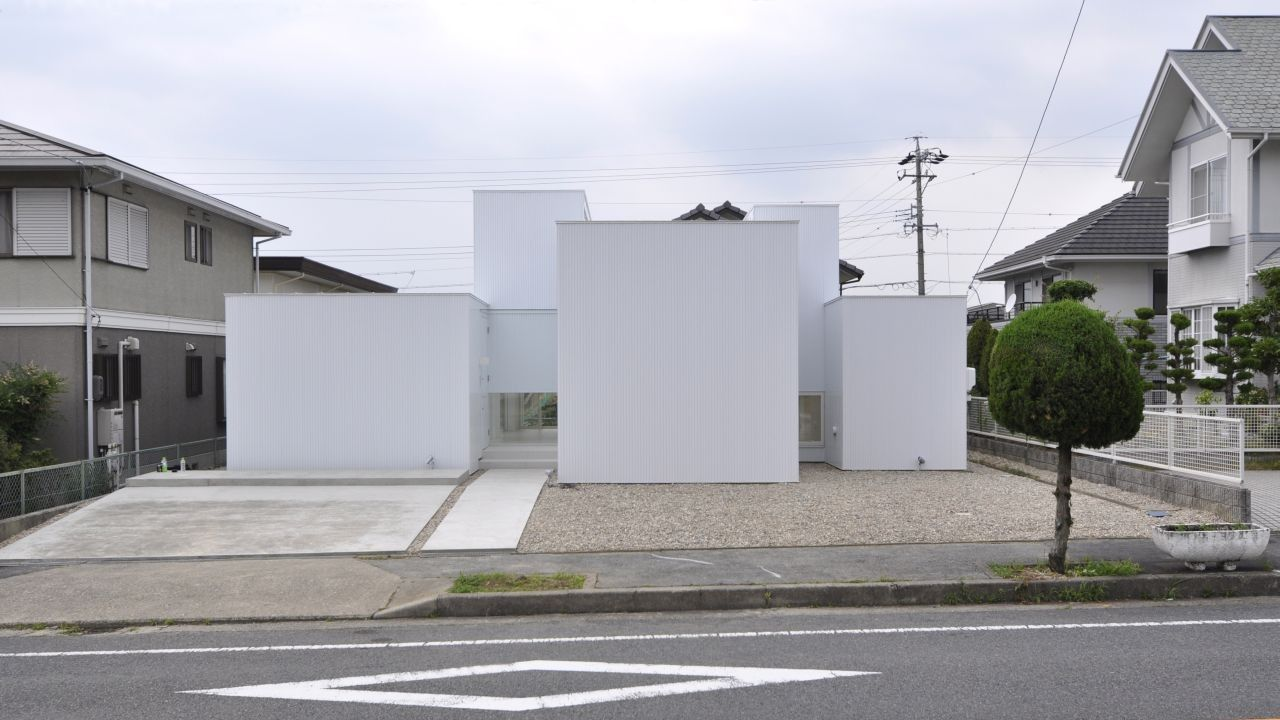 Gallery of NHOUSE DIG Architects 1 Kofis board