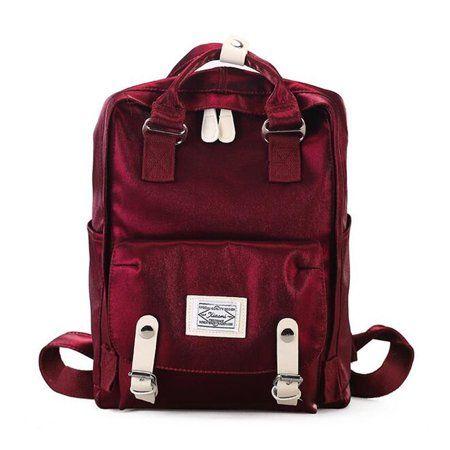 eca122298b Fashion Women Girl Backpack Travel Handbag Rucksack Shoulder School ...