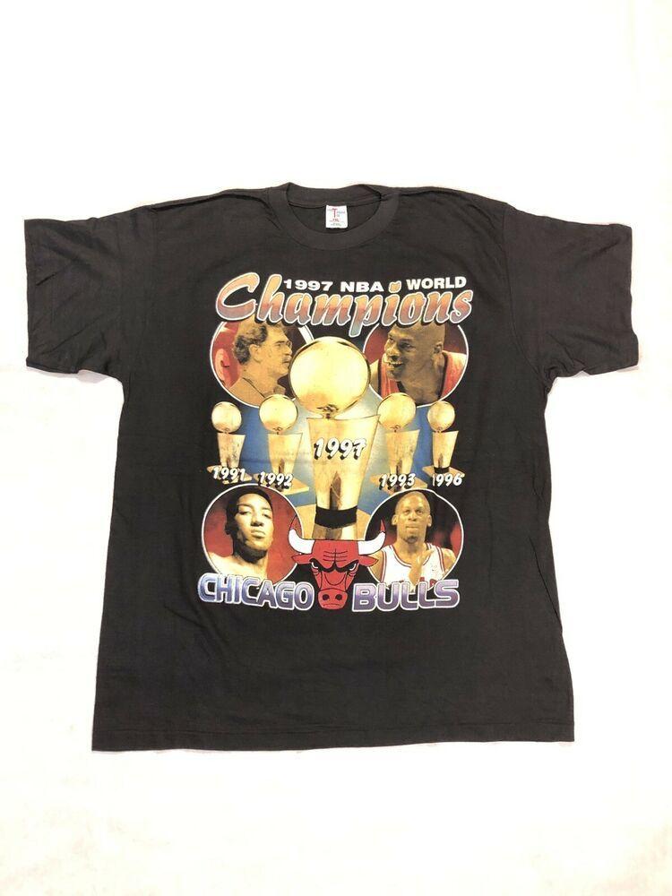 new product 2b7a6 f35d8  50.00 New Men Nike air Jordan X 10 NBA Championship Tee black shirt L XL  2XL 25 Clothing ...