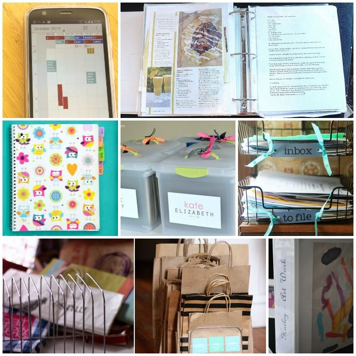 organization ideas for paper paper clutter organization ideas and