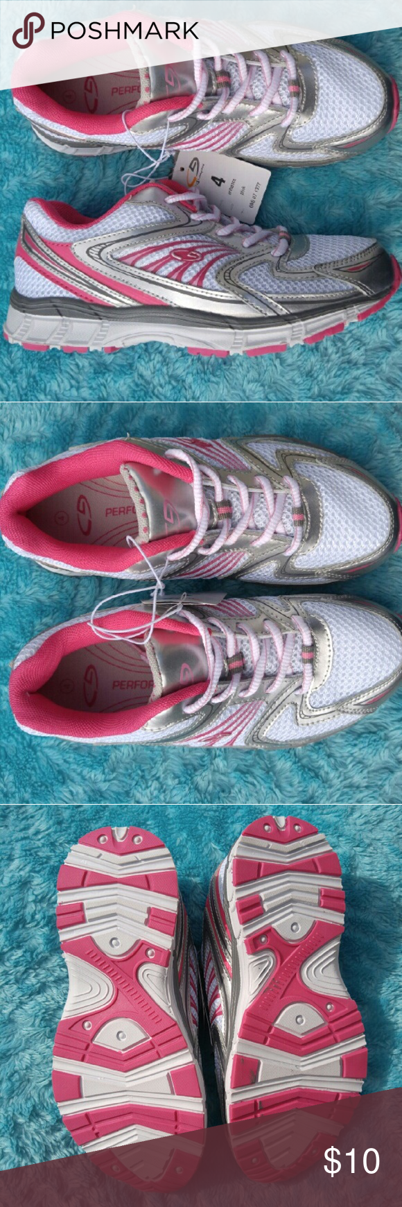 2dd9e3abbedae New C9 Girls Running Shoes Brand new girls running shoes. Pink ...