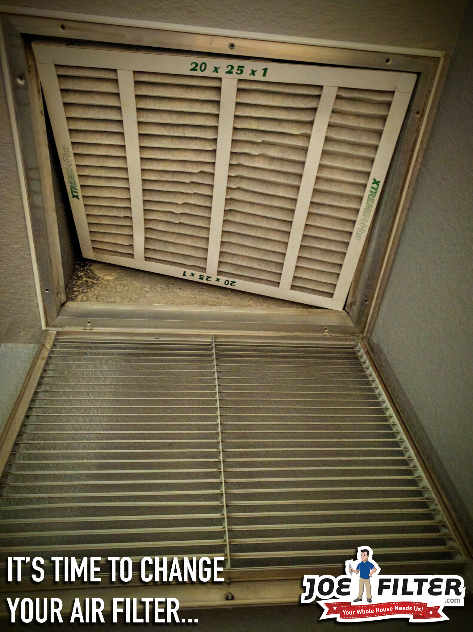 Change Air Conditioning Filter