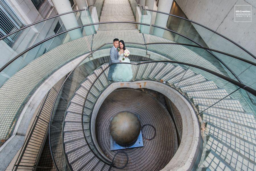 Elaine + Vincent Wedding in Bently Reserve San Francisco » escreation.com #wedding #sfwedding #bentlyreserve