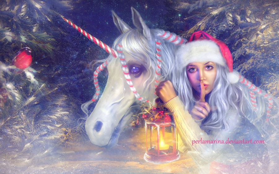 Finding Christmas By PerlaMarina.deviantart.com On