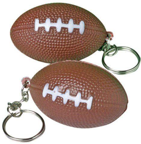 foam football key chains Case of 108