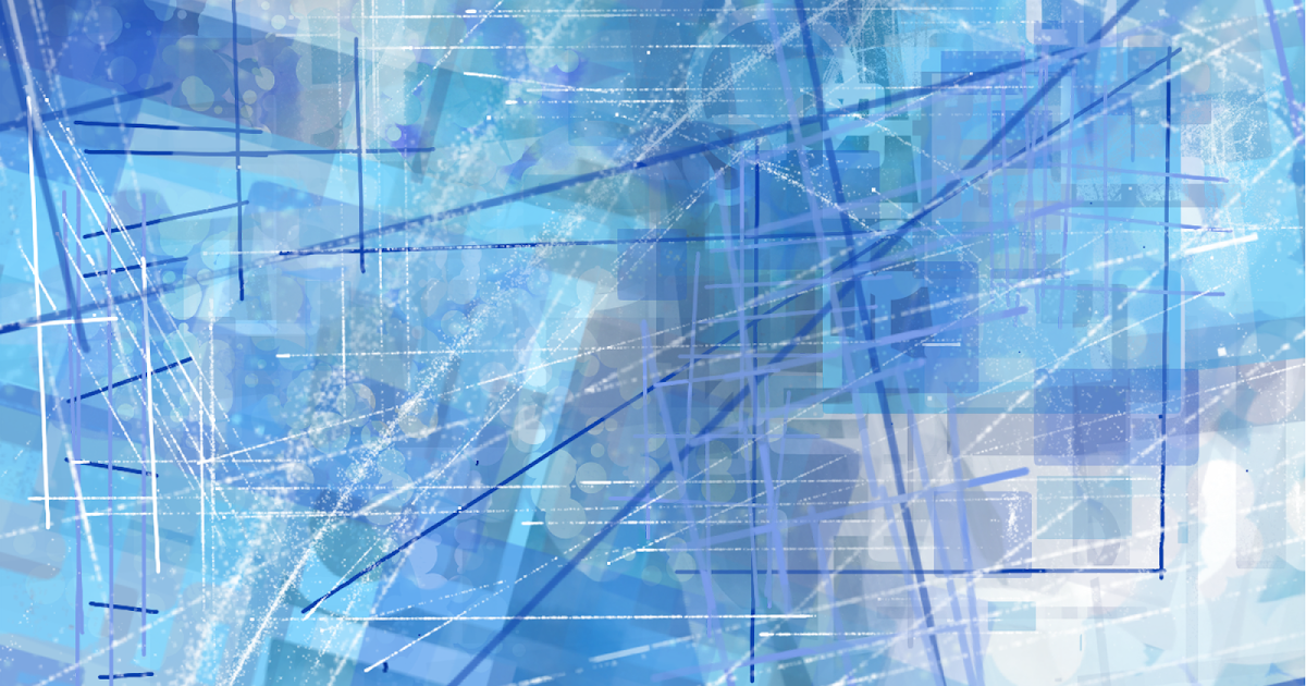 Plastic Ocean Blue C2018 2018 Digital Artwork Infinite Painter Prints In Many Sizes And On Many Supports Available Blue Ocean Digital Artwork Ocean