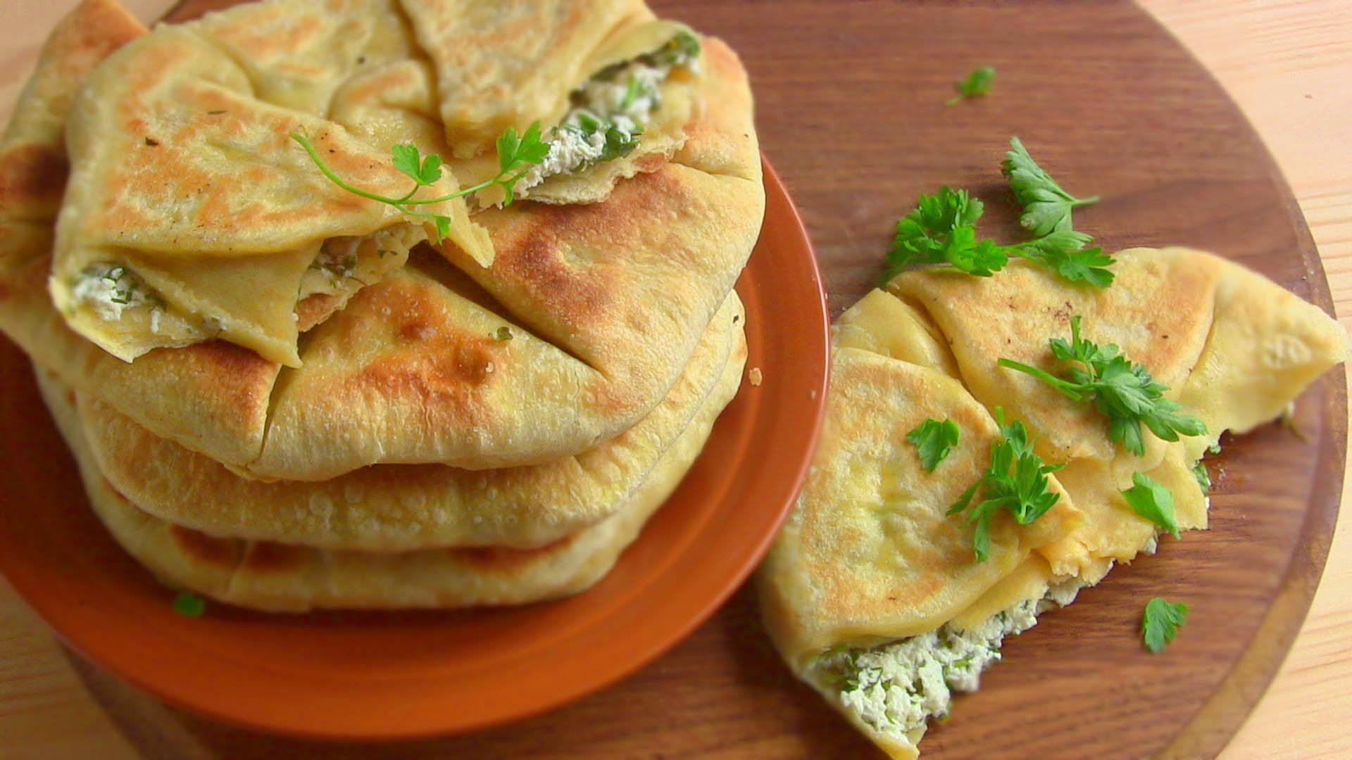 кулинария рецепты закуски из лепешек