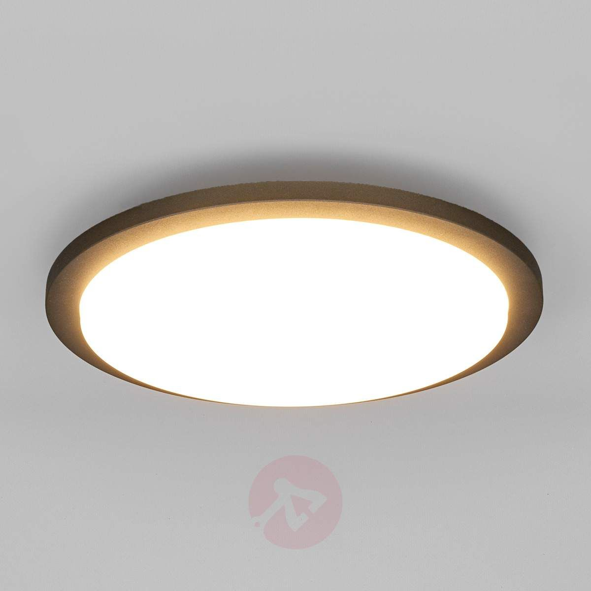 Lampa Sufitowa Zewnętrzna Benton Z Led Lampy Sufitowe