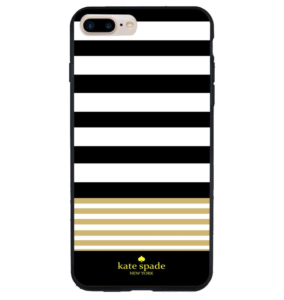 Limited edition new rare kate spade pink black hard case