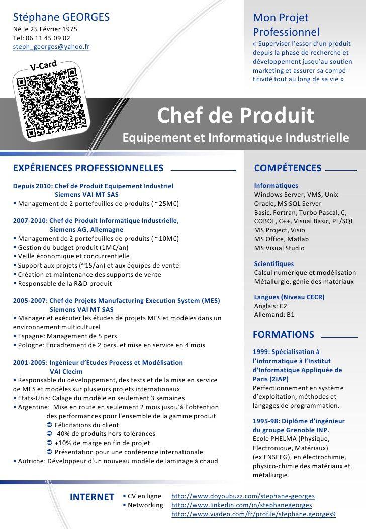 Resultat De Recherche D Images Pour Exemple De Cv Ingenieur Marketing Cv Ingenieur Exemple Cv Modele Cv