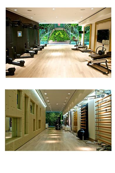 Interior Design Classes, Gym Interior