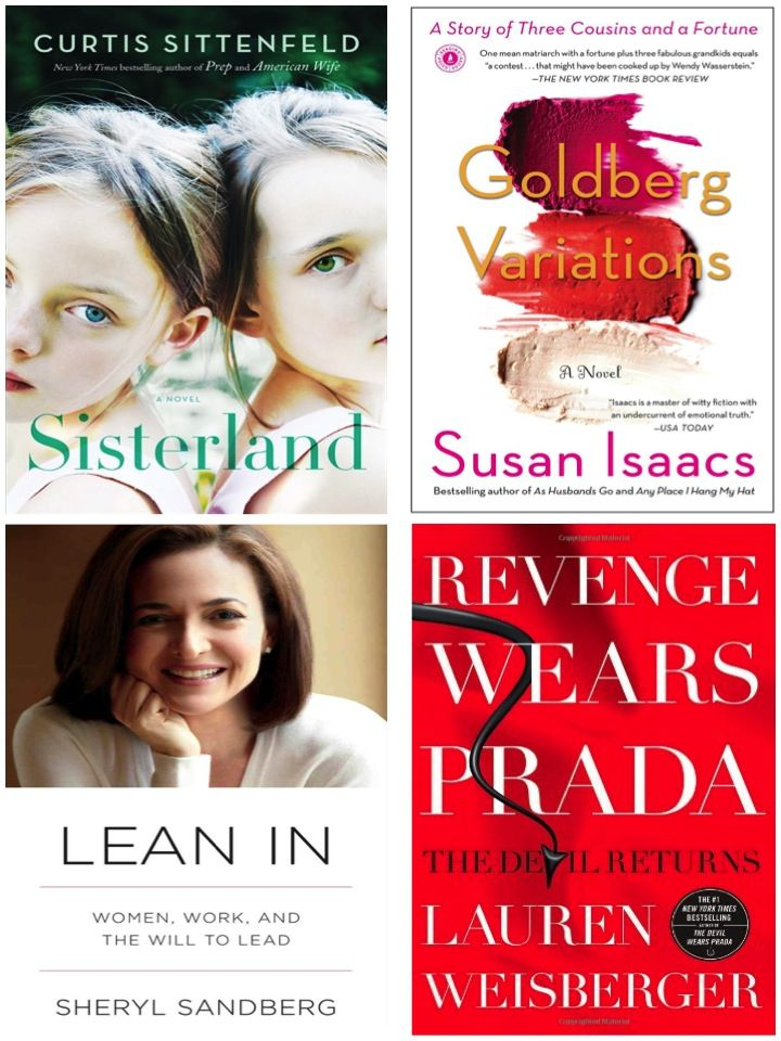 Summer Book Club, what's on my list...