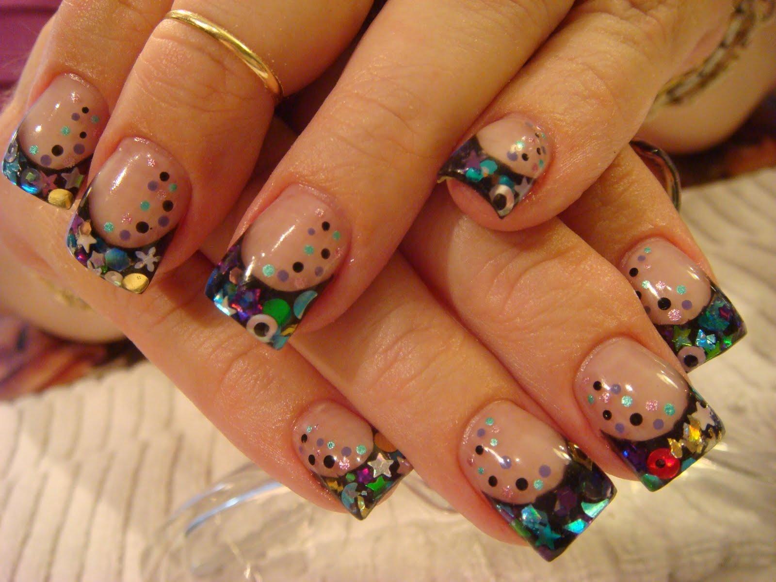 Acrylic nail designs   Nails   Nails!!!   Pinterest   Acrylic nail ...