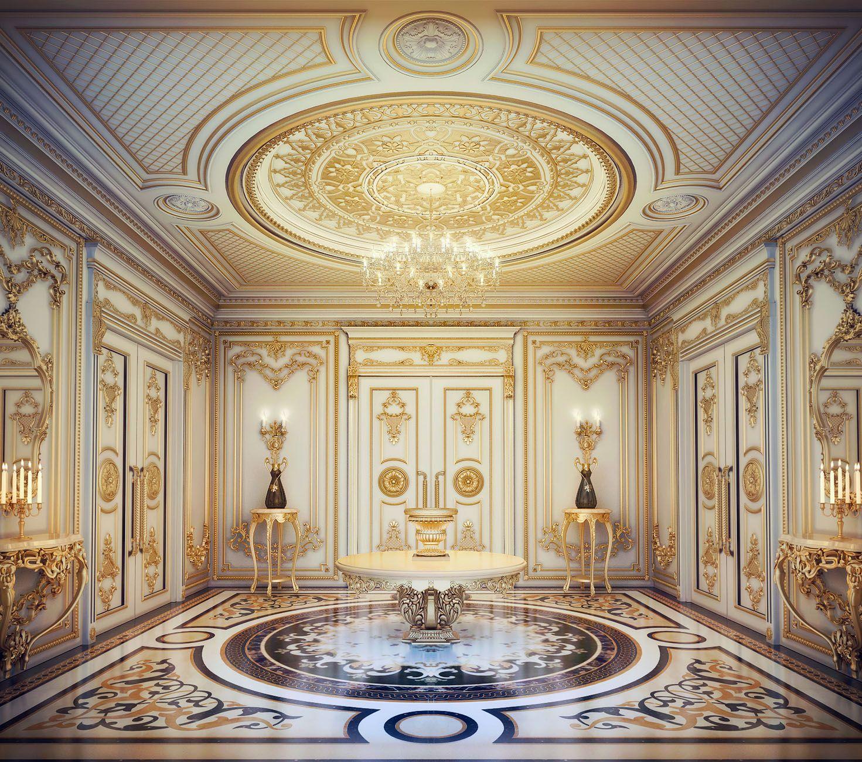 Classic Villa Interior At Vwartclub Luxury Home Decor Ceiling