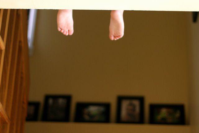 Ten toes.