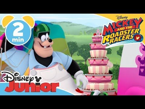 Mickey and the Roadster Racers The Birthday Cake Chase Disney
