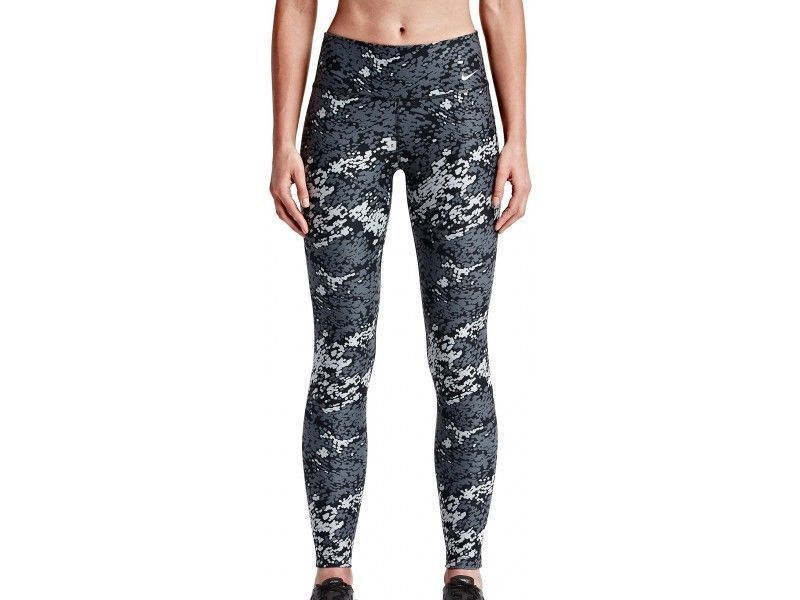 d1925d6223a069 Nike Women's Legend Poly Drift Long Running Tights NEW 724945 010 Sz M $75 # Nike #PantsTightsLeggings