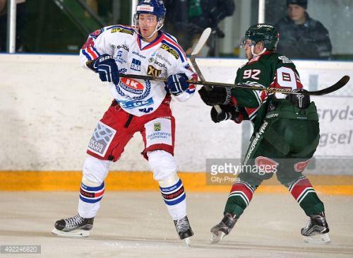 01-16 TINGSRYD, SWEDEN - OCTOBER 11: Joakim Hagelin of IK... #oskarshamn: 01-16 TINGSRYD, SWEDEN - OCTOBER 11: Joakim Hagelin… #oskarshamn