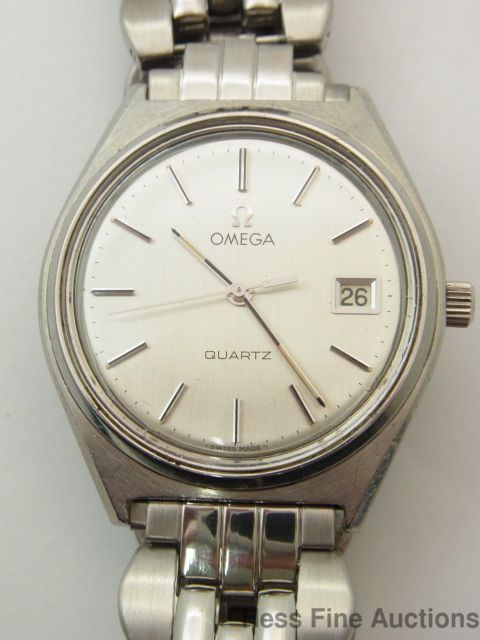 Genuine Vintage Omega 1370 Swiss Stainless Steel Mens Wrist Watch to Fix #Omega