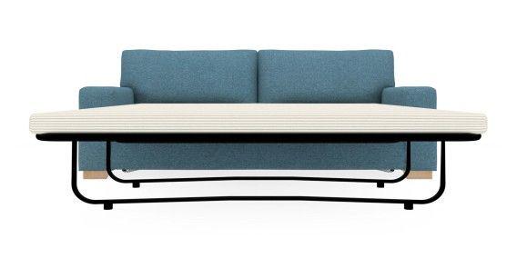 Buy Sonoma Ii Occasional Sofa Bed Large 2 People Tweedy Weave
