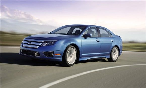 Ford Fusion Sport Ford Fusion Rvinyl