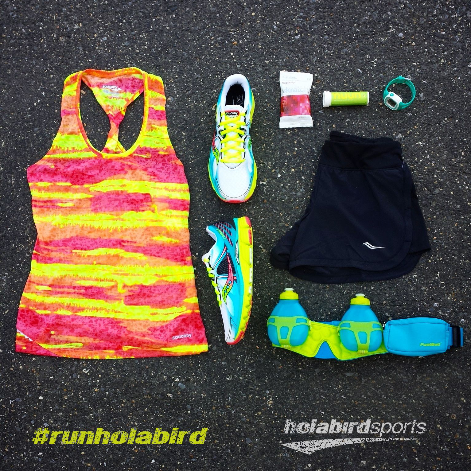 saucony running gear