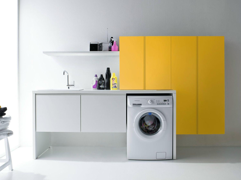 20 moderne Waschküchen – praktische Gestaltungsideen und Tipps ...