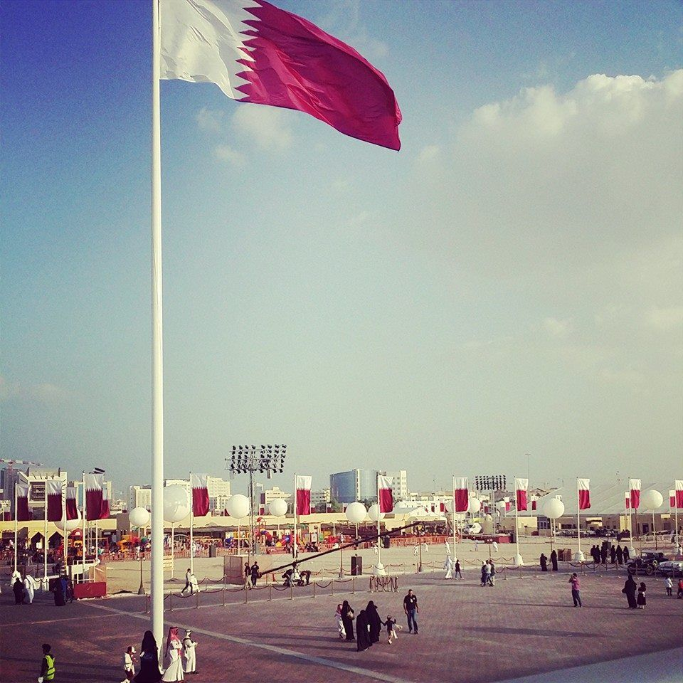 qatar and its emir Qatar is a barren peninsula, but industrialised countries follow its fortunes closely, because it sits on top of the north field, the world's largest single gas field, and has 5 per cent of world .