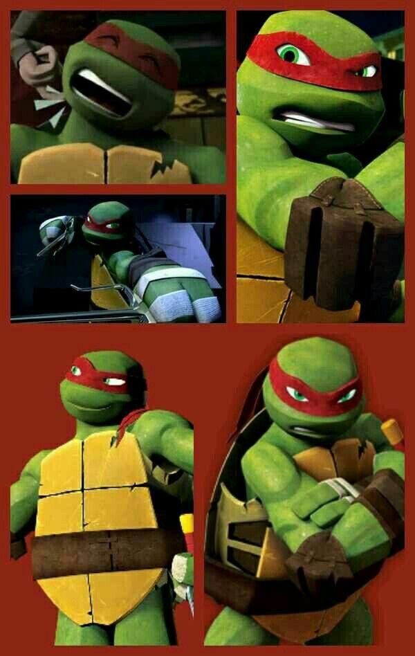 Ralph Raphael Ninja Turtle Ninja Turtles Art Tmnt