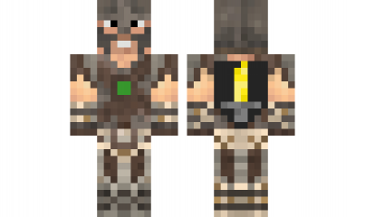 minecraft skin man-of-AWSOMNESS