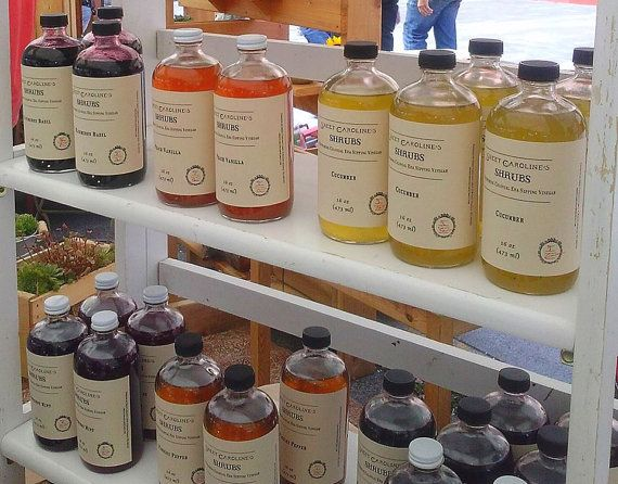 Have a Soda Stream?  If so, you NEED some of these syrups!  Come see us at the etsyRAIN Handmade Holiday Show!