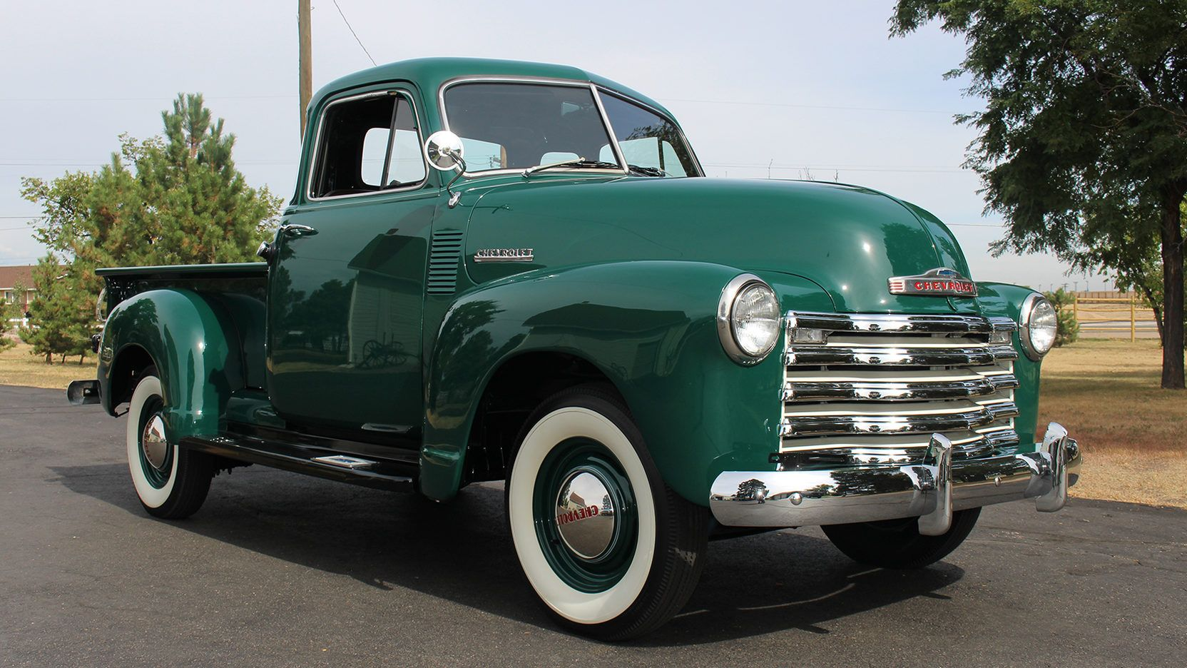1952 Chevrolet 3100 5 Window presented as Lot S140.1 at Denver, CO ...