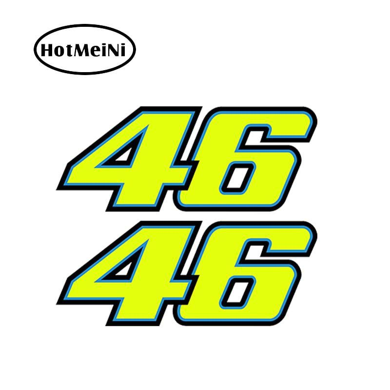 Valentino Rossi The Doctor  Yamaha MotoGP Sticker Window or Bumper