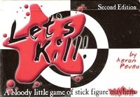 Let's Kill | Board Game | BoardGameGeek