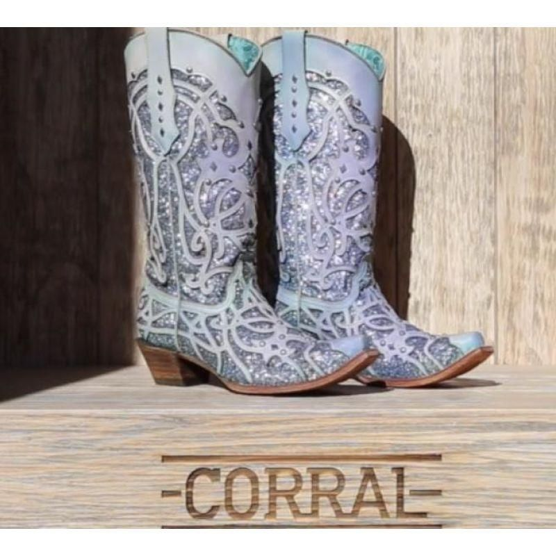 9e981cd378956 Corral C3377 COLOR CHANGING BOOTS | Products | Boots, Clothes for ...