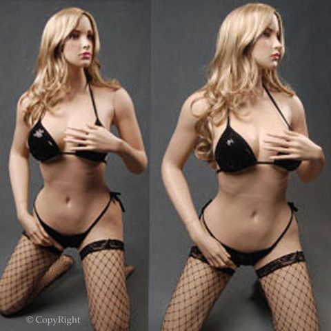 Beautiful. what realistic nude girl mannequins that one