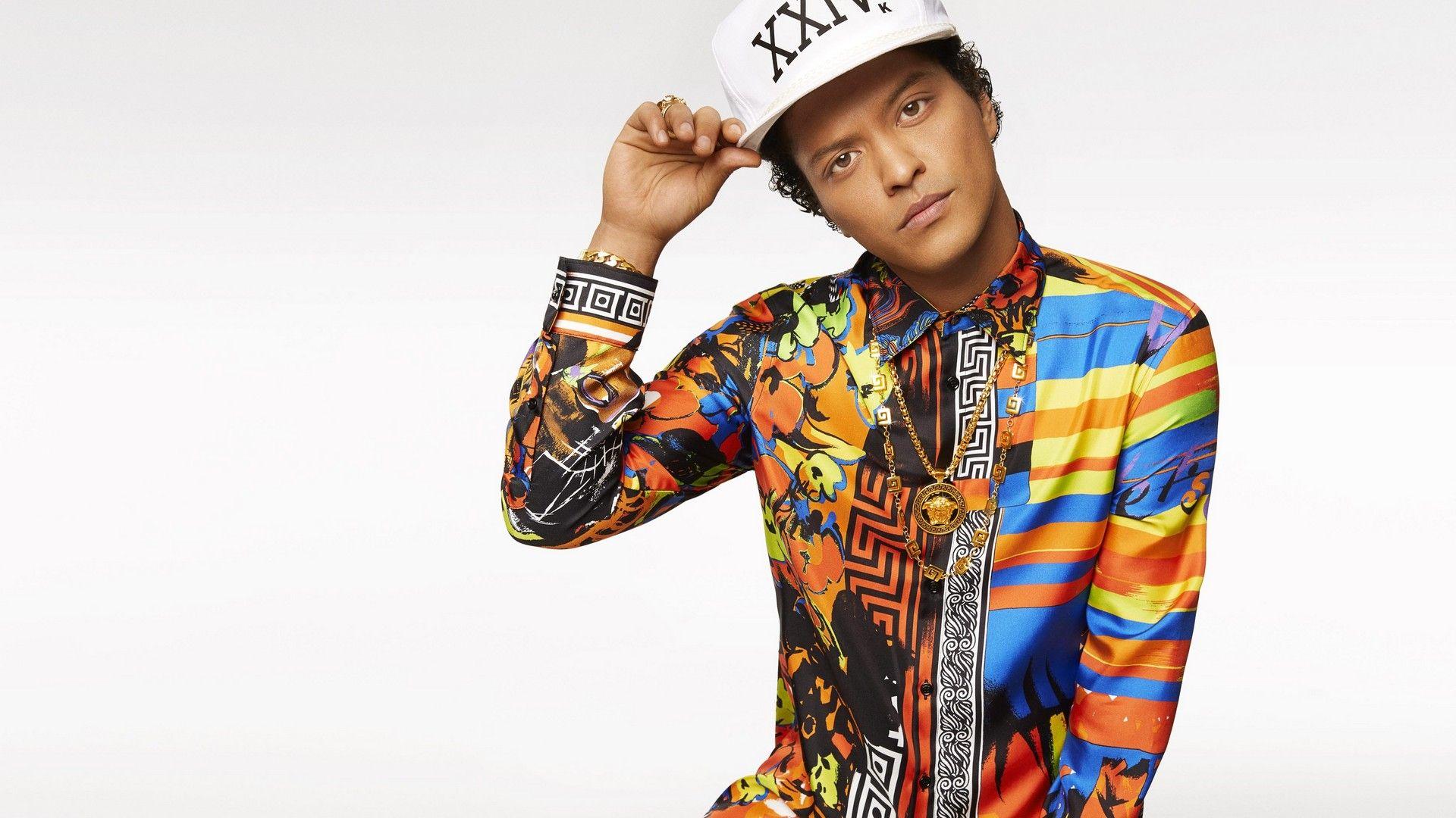 HD Bruno Mars 24k Magic Wallpaper