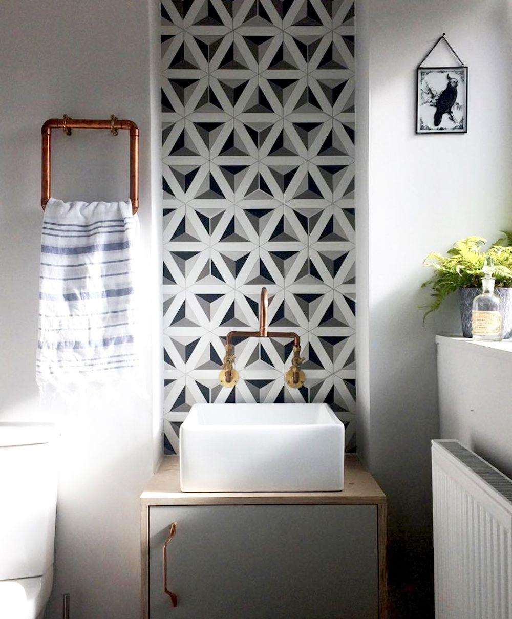 Feature walls that make a stunning design statement ...