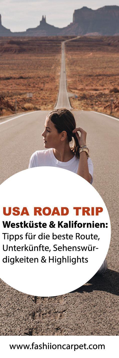 , USA Westküsten Road Trip: Route, Unterkünfte, Highlights uvm., My Travels Blog 2020, My Travels Blog 2020