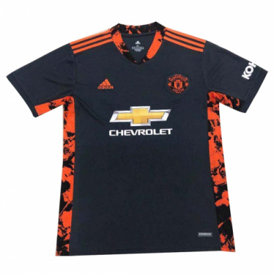 20 21 Manchester United Goalkeeper Black Jerseys Shirt Manchester United Jersey Shirt Sale In 2020 Jersey Shirt Soccer Shirts Manchester United