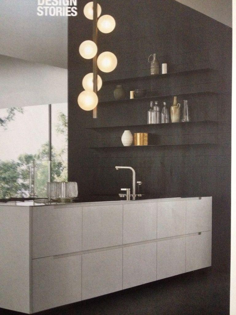 Zwarte muur en planken!   Woonkamer/Keuken   Pinterest - Planken ...
