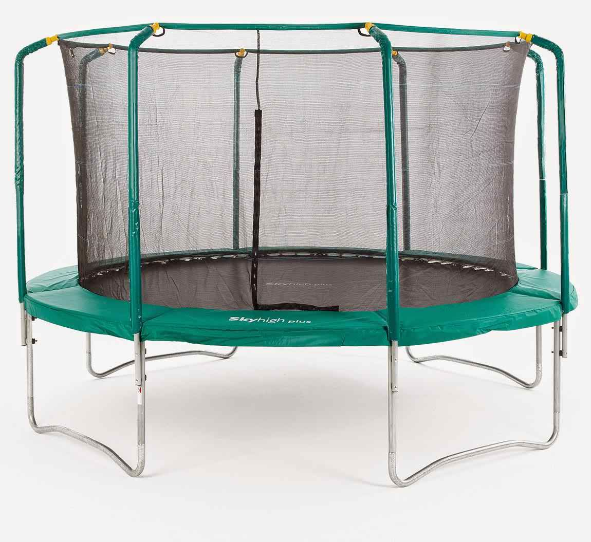 10 Foot Trampoline The Best Size For Your Family Besttrampoline7 Www Trampolinesforyou Com 8ft Trampoline Best Trampoline 10ft Trampoline