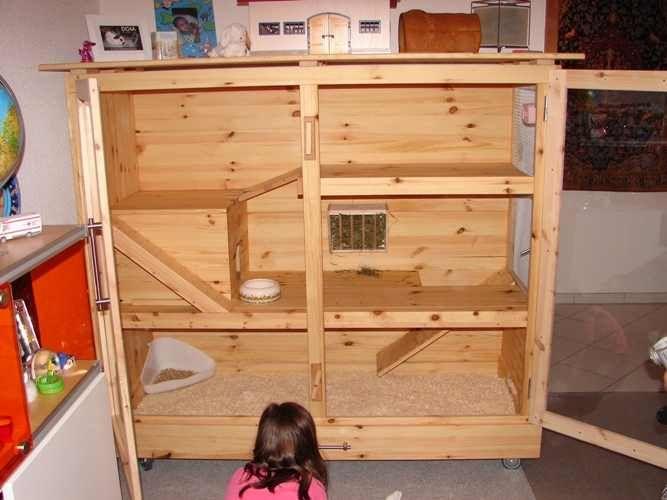 pin von bettykonfetti auf hasis kaninchenstall. Black Bedroom Furniture Sets. Home Design Ideas
